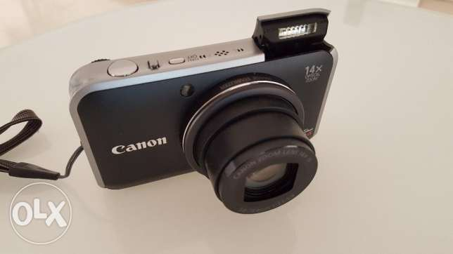 CANON Power Shot SX210 IS Camera مسقط -  5