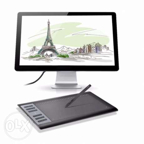 Graphic Drawing Tablet - Similar to Wacom Pen and Touch Tablet