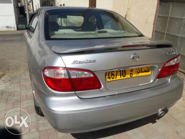 Nissan Maxima for sale مسقط -  2