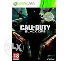 Need call of duty black ops for xbox 360