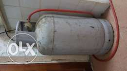Cooking gas tank for sale