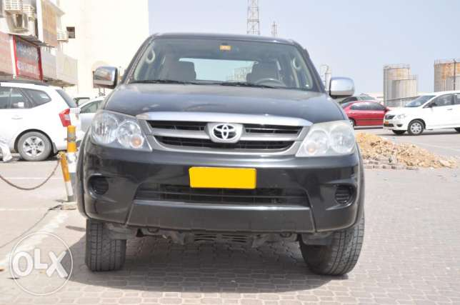 Toyota Fortuner 2009 model Manual gear 2.7