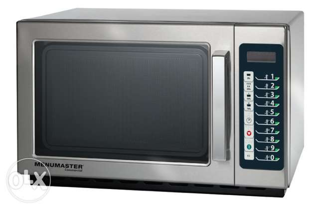 Commercial Microwave Oven-New