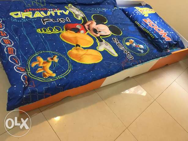Rolling bed for Children مسقط -  1
