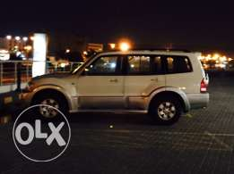 pajero 2003 No.1 3500 cc 120000 kmr only,used by lady,leather sunroof