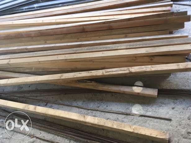 3/3 wooden peaces for sale ! صلالة -  1