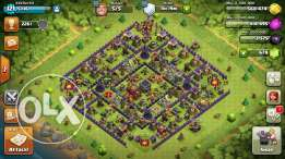 clash of clans level 121 max troops