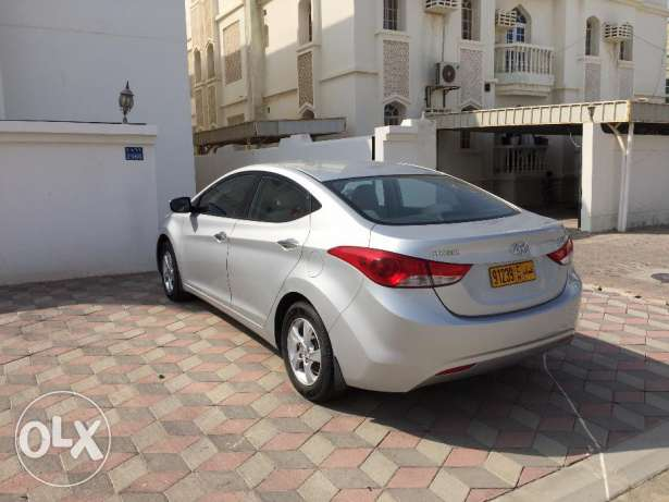 Hyundai Elantra 1.8 for Sale! مسقط -  2