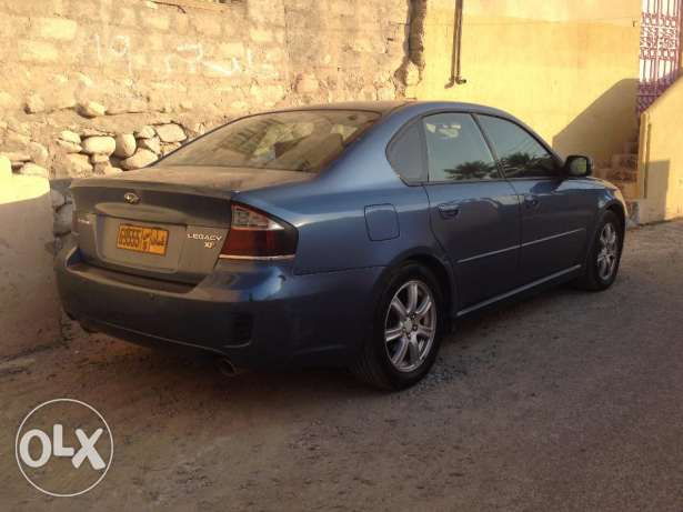 سوبارو ليجاسي ٢٠٠٧ للبيع Subaru Legacy 2007 for sale ازكي -  3