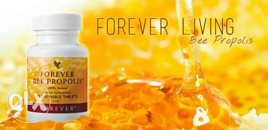 Natural Defense-Bee propolis (180 tablets) مسقط -  1
