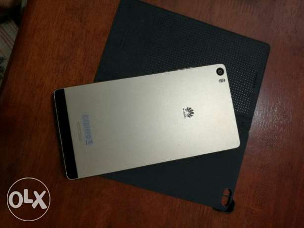 Huawei P8 max mobile in best condition مسقط -  2