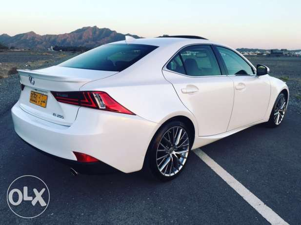 Lexus IS250 for sale مسقط -  5