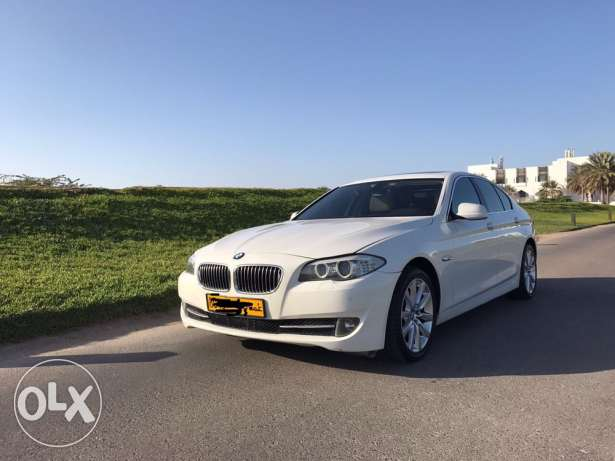BMW very clean 523 model 2011 مسقط -  3