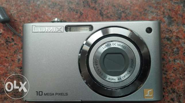 Panasonic Lumix Digital Camera for Sale