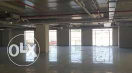 Unused Showroom for Rent in Qurum