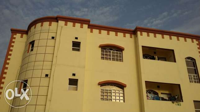 Two New apartments are available for rent in AL Amerat. شقق للايجار