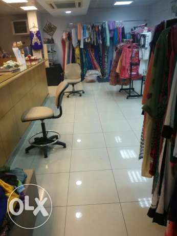 urgent textiles boutique for sale