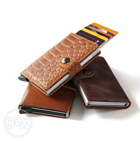 secrid wallet Italy made , new limited stuck