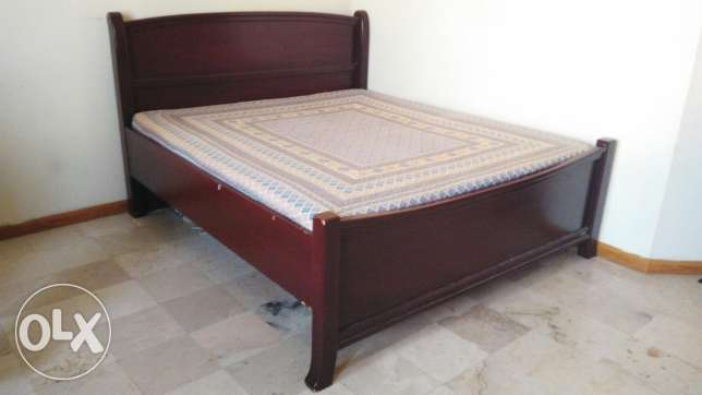 King size double Cot بوشر -  2