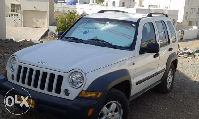 2006 GCC Jeep Cherokee - Low kilometers مسقط -  3