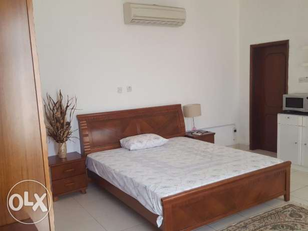 Excellent Studio Flat in Azaiba, near 18 November Road