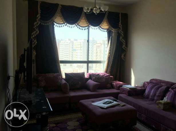 Furnished flat in bawsher مسقط -  8