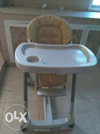 Baby high chair Prima Pappa