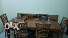 Dinning Table 8 seater