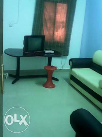Fully furnished spacious 1 BHK in ghoubra near beach bedroom مسقط -  4