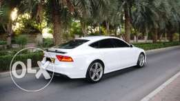 Audi A7 super charged اودي اي 7 سوبر تشارج