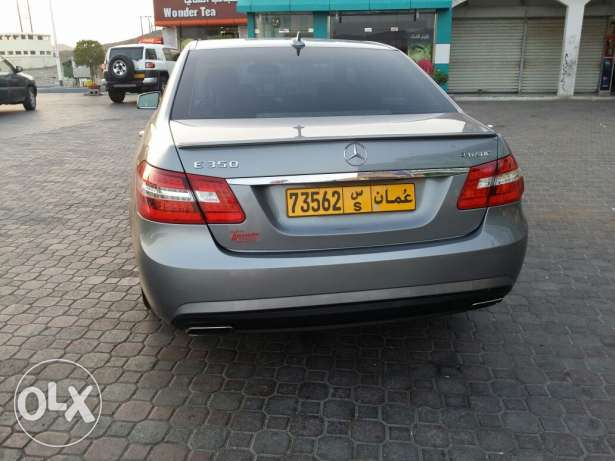 Mercedes E 350 very clean model 2011 بوشر -  8