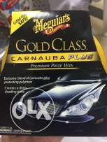 Gold class for sale prime paste wax