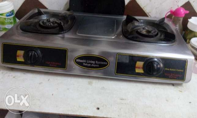 Automatic Stove with Cylinder for urgent sell
