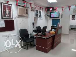 Medical clinic for rent