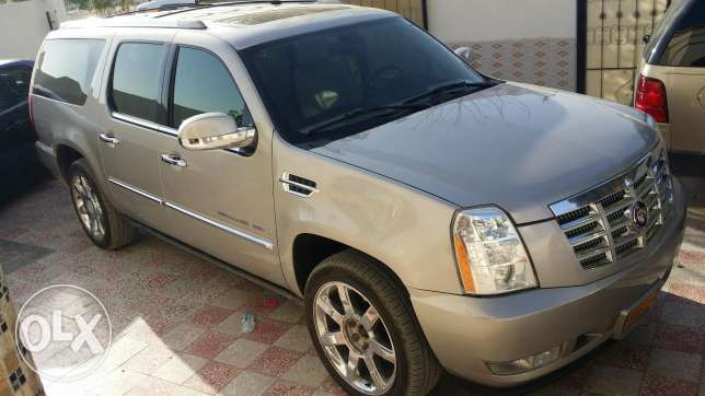 Cadilac esclade for sale only السيب -  2