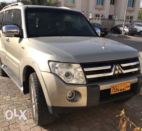pajero 2008 for 2500