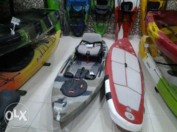 New kayak boats for sales and outdoor sport صور -  2
