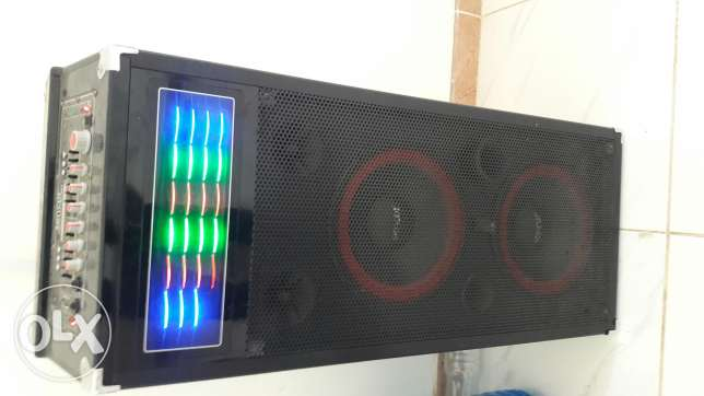 Digital karaoke mp3 loud speaker