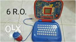 Educational computer for kids