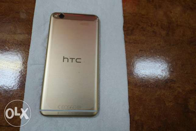 HTC One X9 - 32Gb -3gb Ram - Dual Sim- Golden