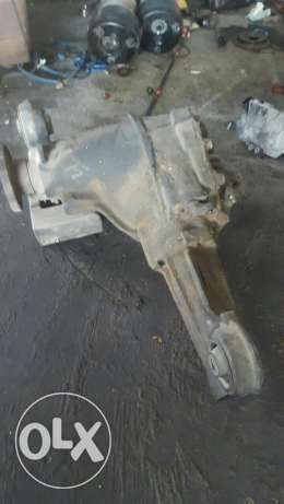 Front differential for Grand Cherokee