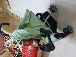 Stroller in very good condition hardly use