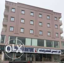 New luxury furnitured flats for rent in new Salalah