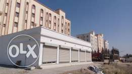 Show room for rent in Barka.