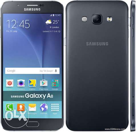 Samsung A8 16GB Only 109 OR مسقط -  2