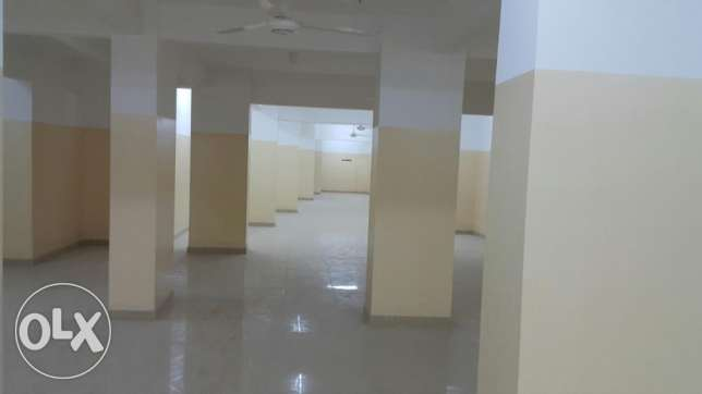 Sééb NEW Commercial Space 400SQM FOR RENT near Shell Petrol Seeb pp55