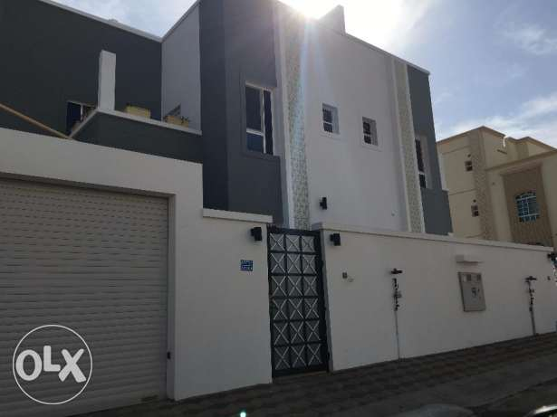 a1 brand new villa for rent in al ansab.