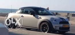 Mini cooper. Coupe