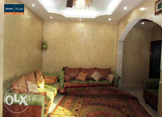 Attractive & Furnished One Bedroom Apartment with Appliances