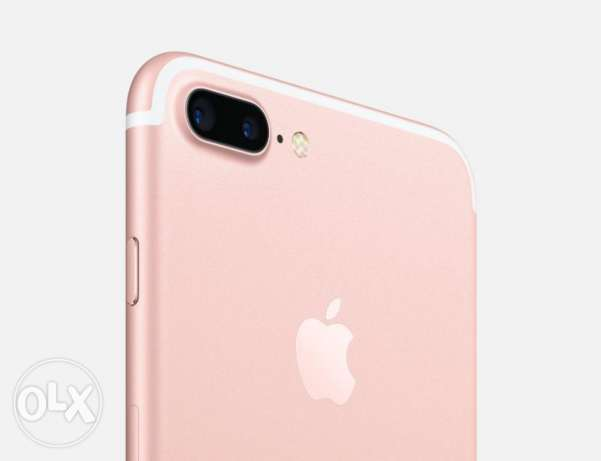 iphone7 plus 32gb with 329 OR only مسقط -  3